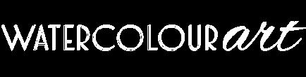 Watercolourart Logo White