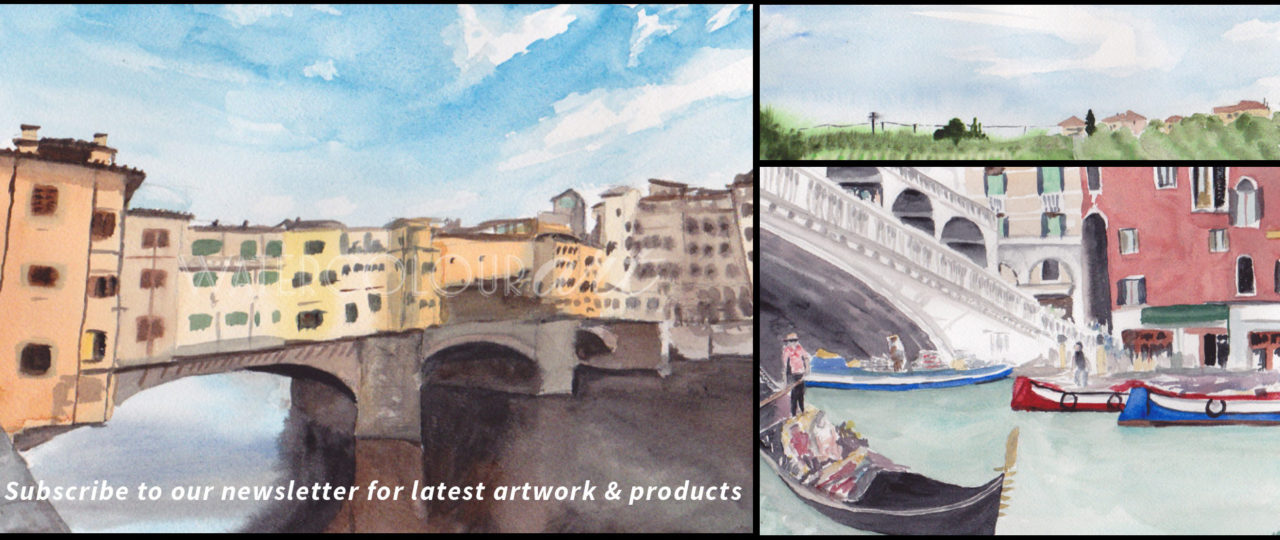ponte vecchio venice gondola tuscany