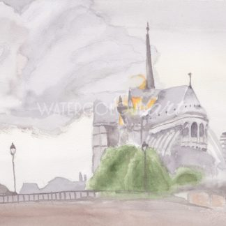 Fire Of Notre Dame