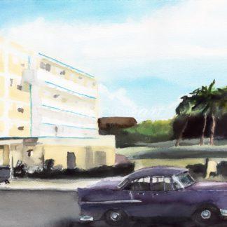American Car Playa Del Este Cuba