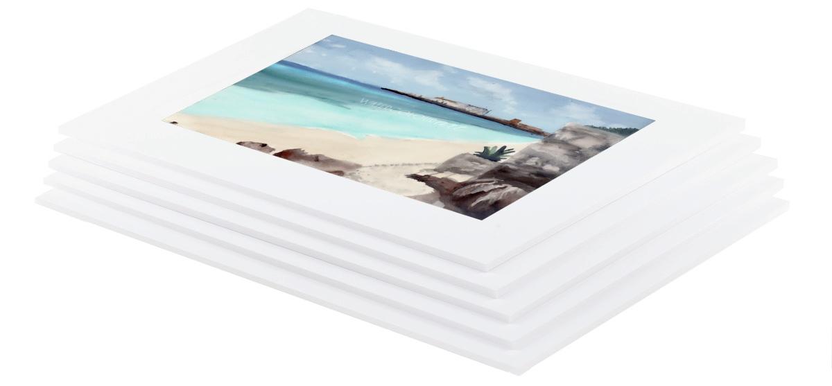 Cancun Beach Foamcore