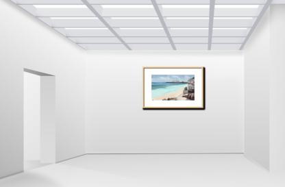 Cancun Beach Gallery Wall