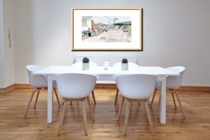 Roadside Market Table Chairs