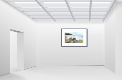 Sleepy Bay Gallery Wall