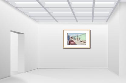Volkswagen Beetle  Gallery Wall