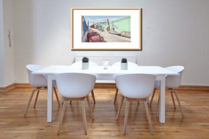 Volkswagen Beetle  Table Chairs