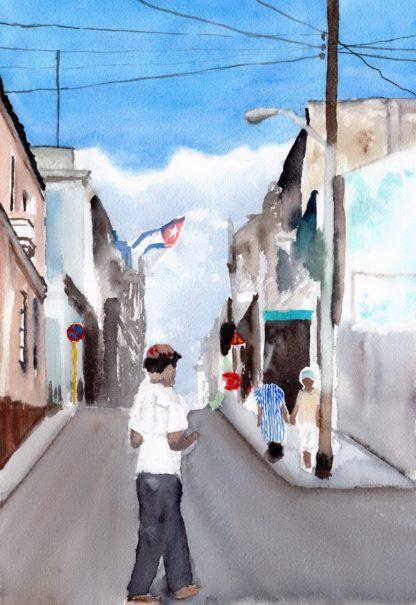 Across The Street Santiago de Cuba