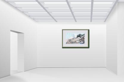 Atrani At Dusk Gallery Wall
