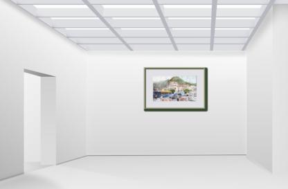 Gelato Al Limone Gallery Wall