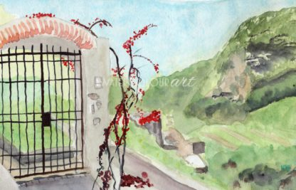 Gateway Near Amalfi