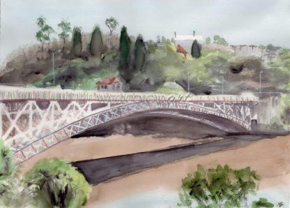 Kings Bridge Launceston
