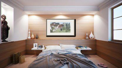 La Trobes Cottage Bedroom 1280