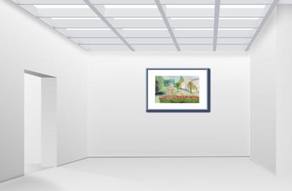Launceston City Park Gallery Wall
