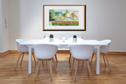 Launceston City Park Table Chairs