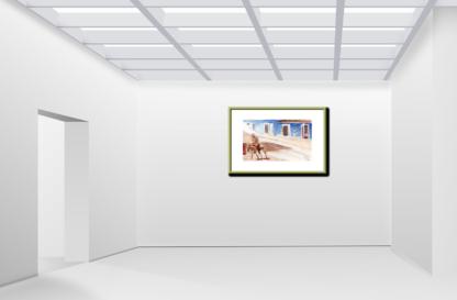 Mule Rider Gallery Wall