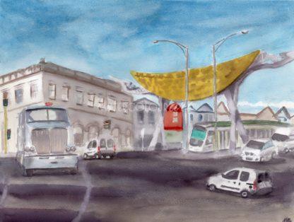 Victoria Street Gateway