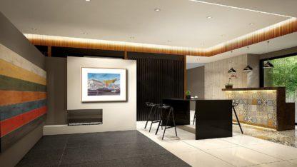 Victoria Street Gateway Home Living Room