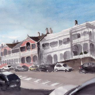 Park Street Terrace Houses