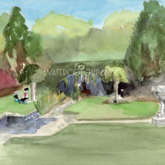 Pioneer Womens Memorial Garden