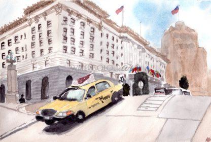 San Francisco Taxi