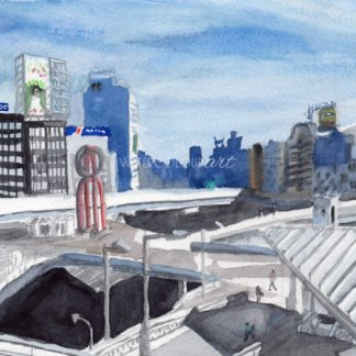 Ueno Station Tokyo