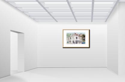 Closure Of Entrecote Gallery Wall